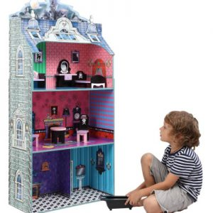 Teamson Kids – Castle Mansion Dollhouse