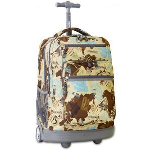 Atlas Rolling Backpack Large (51X34X22CM)