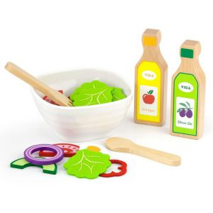 Salad Play Set with Recipe