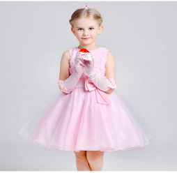 Petite Gowns (Pink)
