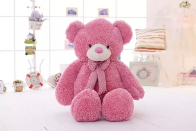 Medium Soft Bear (118cm) in Assorted Colours