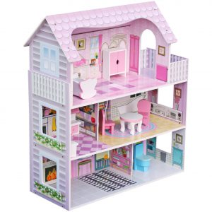 Gabi Dollhouse with Furniture