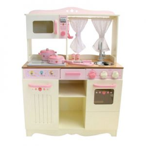 Cream Kitchen with Accessories 900 x700