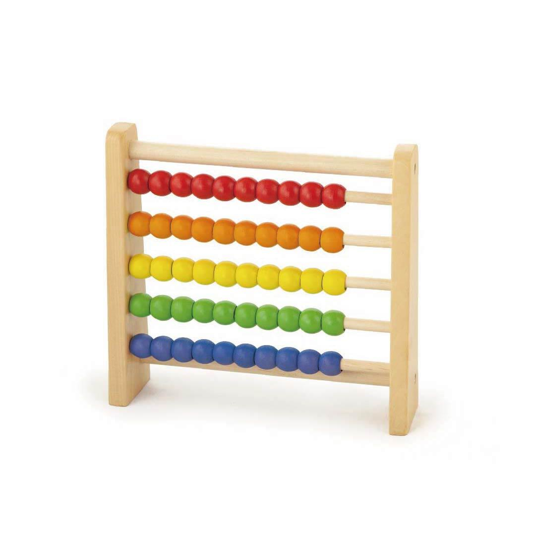 Wooden Abacus - Pollypotters Toystore