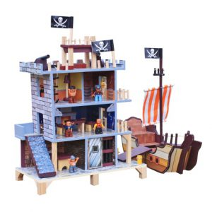 Castle and Pirate Play Set
