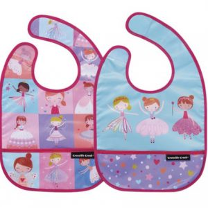 Sweet Dreams Bib Set  of Two