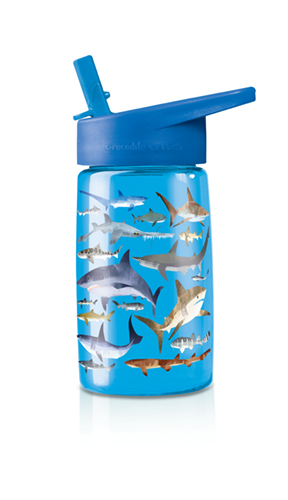 Tritan Bottle Shark