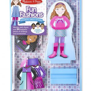 Magnetic Dress Up – Fun Fashions