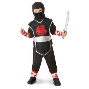 Ninja Dress Up Role Play