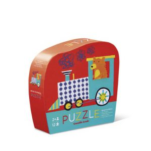 12 Pc Puzzle Bear Express
