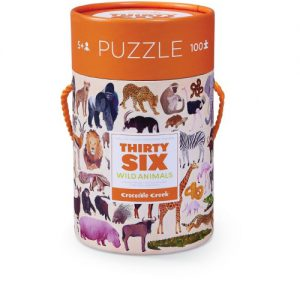 100 pc 36 Animal Puzzle/Wild Animals
