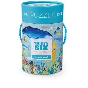 100 pc 36 Animal Puzzle/Ocean Animals