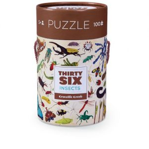 100 pc 36 Animal Puzzle/Insects
