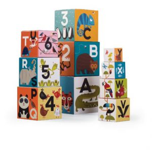 Nesting Blocks/ABC & 123
