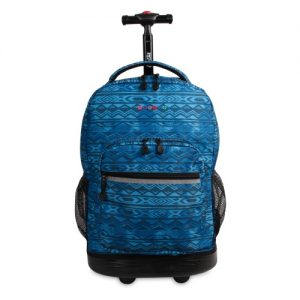 J world Rolling Backpack Water Mark