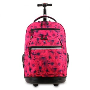 J world Rolling Backpack Bellis
