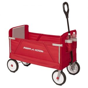 Radio Flyer 3 in 1 Fold Wagon