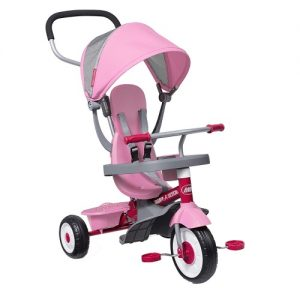 Radio Flyer 4 in 1 Trike Pink