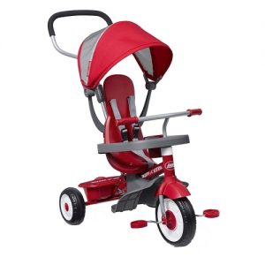 Radio Flyer 4 in 1 Trike Red