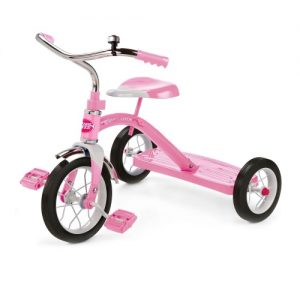 Radio Flyer Classic Pink 10″ Tricycle