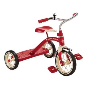 Radio Flyer Classic Red 10″ Tricycle