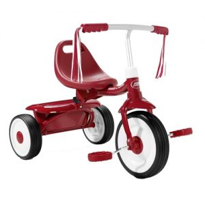 Radio Flyer Fold 2 Go Trike Red
