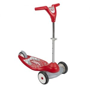 Radio Flyer Grow With Me Scooter Red