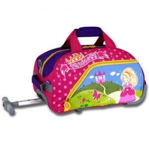 J world Rolling Duffel Bag Princess