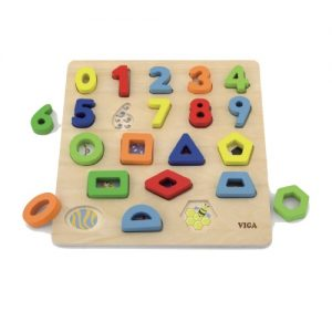 Block Puzzle Numbers & Shapes