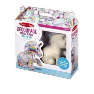 Decoupage Made Easy Unicorn