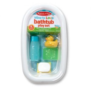Bathtub Play set