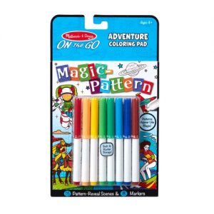 On The Go-Magnetic Pattern Pad-Adventure