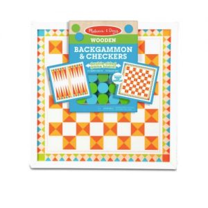 Backgammon & Checkers