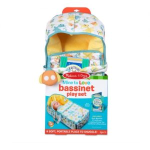 Basinet Play Set