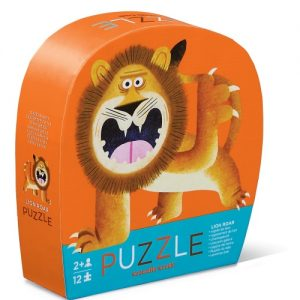 12Pc Mini Puzzle Lion Roar