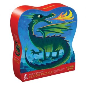 Puzzle 36PC Land Of Dragons