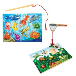 Fishing and Bug Catching Game