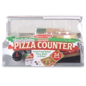Top and Bake Pizza Counter