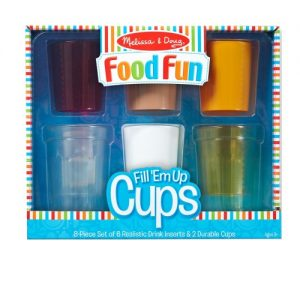 Create a meal Fill 'em up Cups