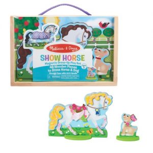 Show Horse Magnetic Dress-Up