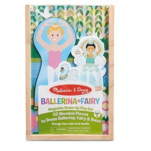 Ballerina/Fairy Magnetic Dress-Up
