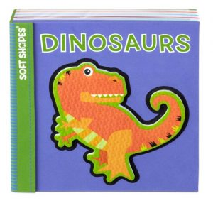 Soft Shapes Book – Dinosaurs