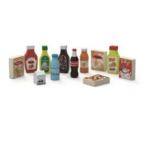 Beverage & Food Set