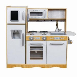 Kitchen Wooden Giant White