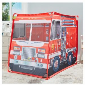 Fire Truck Play Set (fabric)